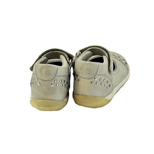 Фото 5: Кожаные детские туфли Naturino