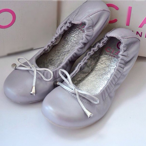 Фото 4: Туфли для девочек Ciao bimbi с супинатором