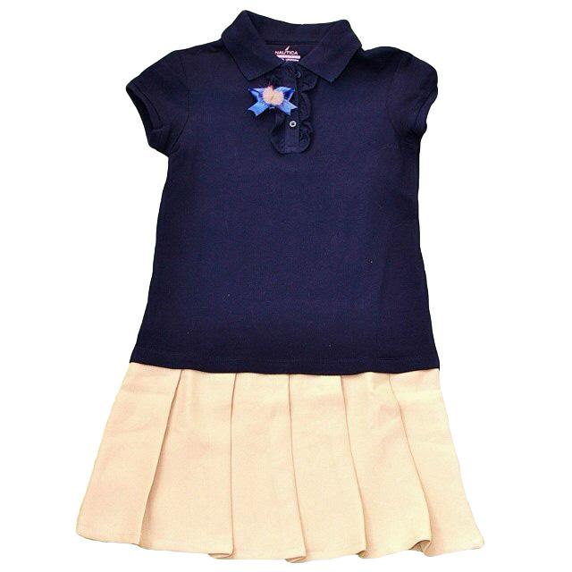 Фото 1: Нарядное платье для девочек Nautica