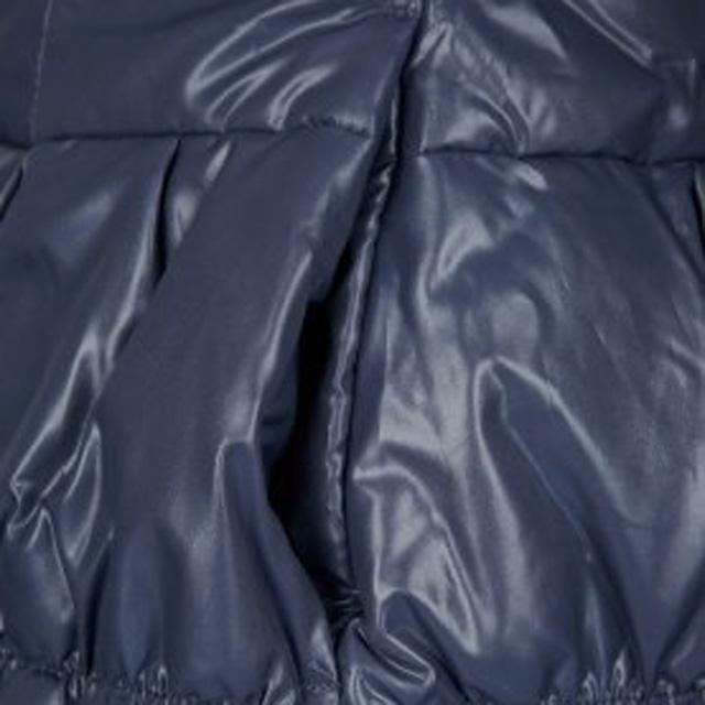 Пуховик Sisley серого цвета. Фото: 4