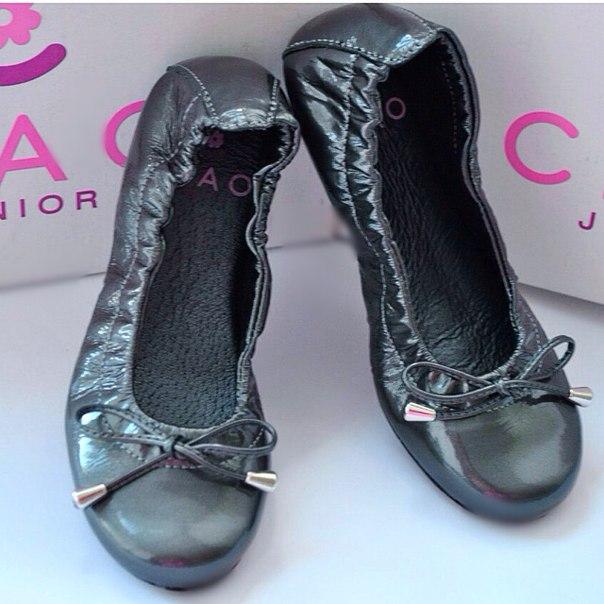 Фото 2: Итальянские туфли Ciao bimbi для девочек