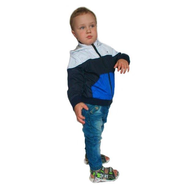 Фото 4: Детская ветровка Tommy Hilfiger для мальчиков