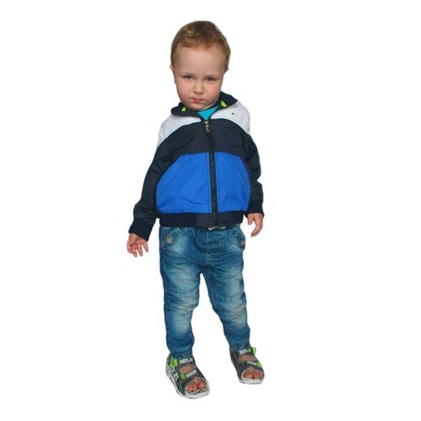 Фото 5: Детская ветровка Tommy Hilfiger для мальчиков