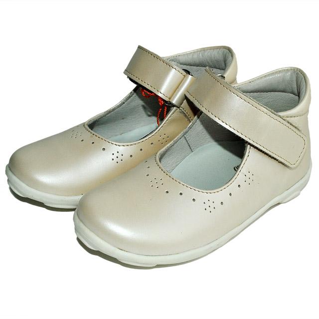 Фото 2: Легкие детские туфли Naturino
