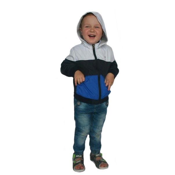 Фото 7: Детская ветровка Tommy Hilfiger для мальчиков