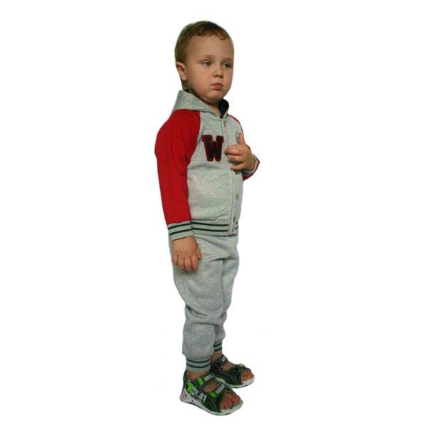 Фото 4: Утепленный спортивный костюм Zara baby