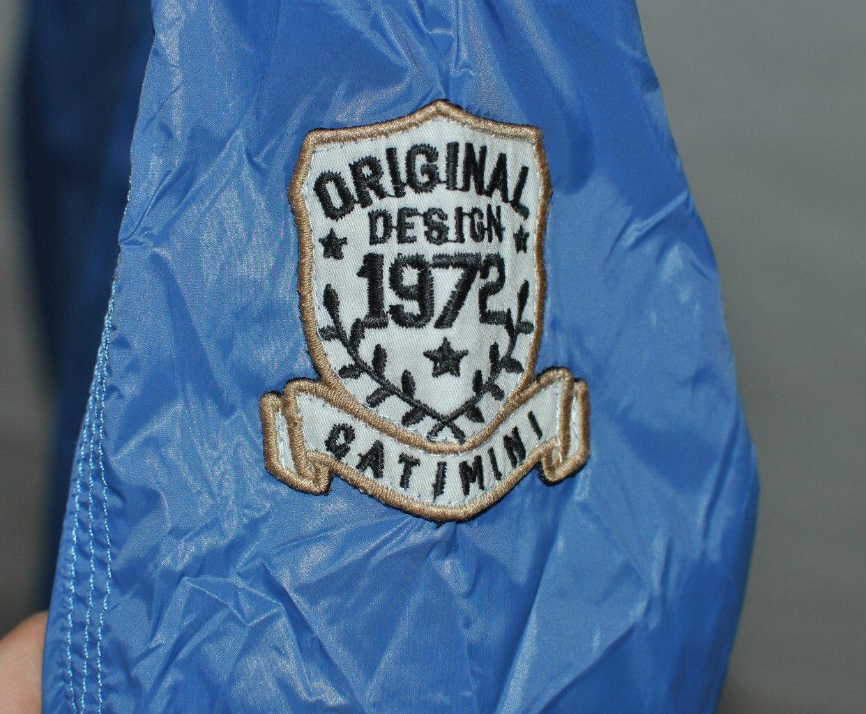 Фото 4: Модная ветровка Catimini для мальчиков