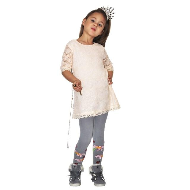 Фото 5: Нарядное детское платье DKNY