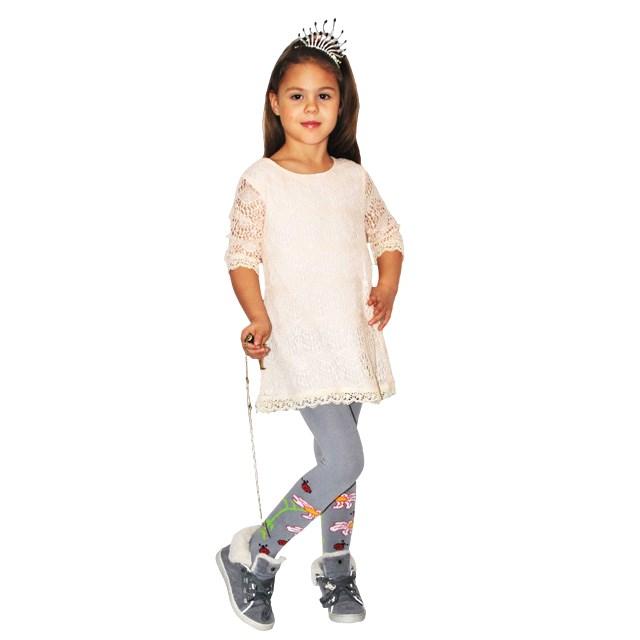 Фото 6: Нарядное детское платье DKNY