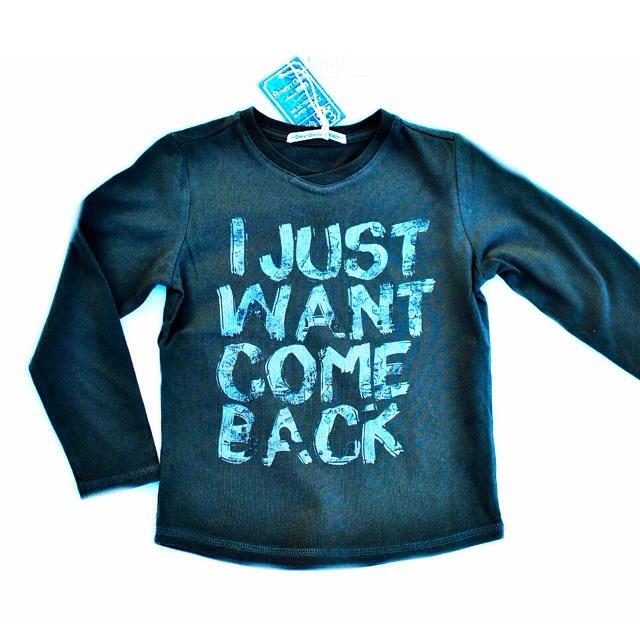 Фото 1: Модная футболка с длинным рукавом Street Gang