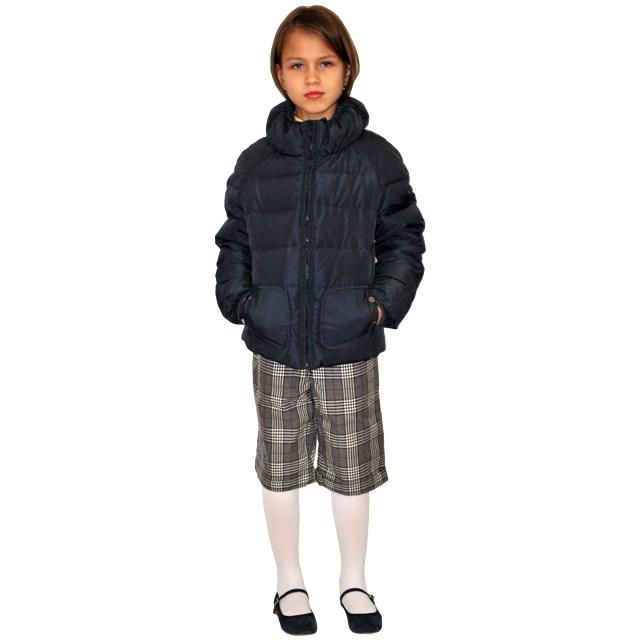 Фото 7: Модный пуховик 313 для девочек