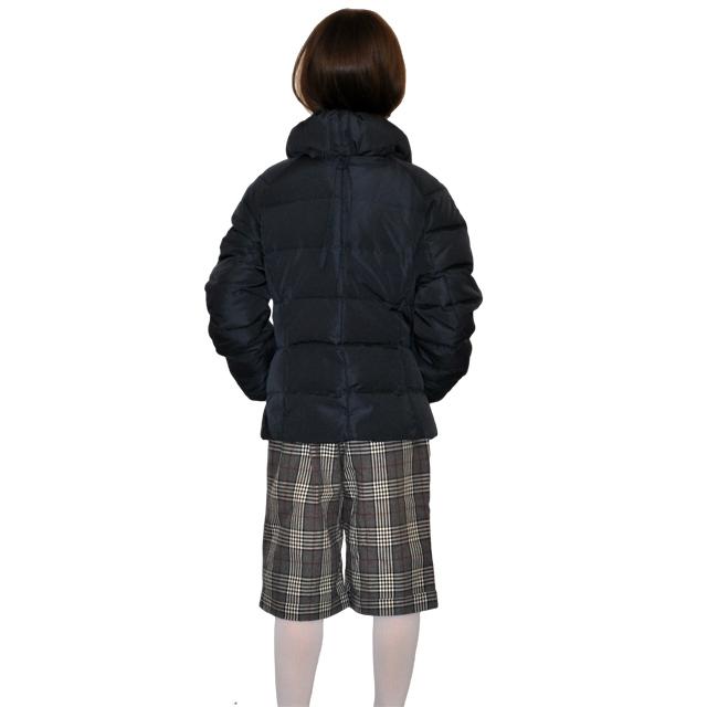 Фото 8: Модный пуховик 313 для девочек