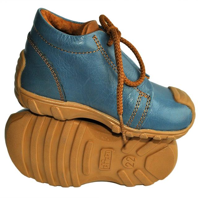 Фото 5: Итальянские ботинки для мальчиков Chicco