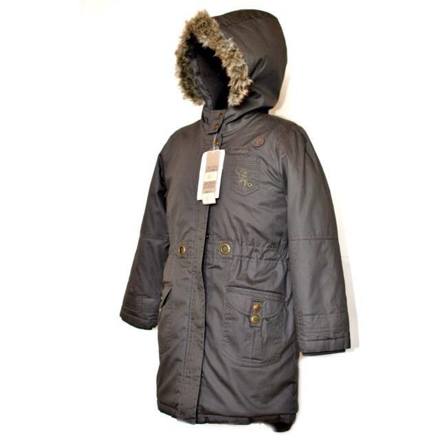 Фото 3: Качественная куртка-парка LISA ROSE для девочек