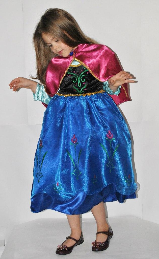 Фото 11 карнавальный костюм для девочек