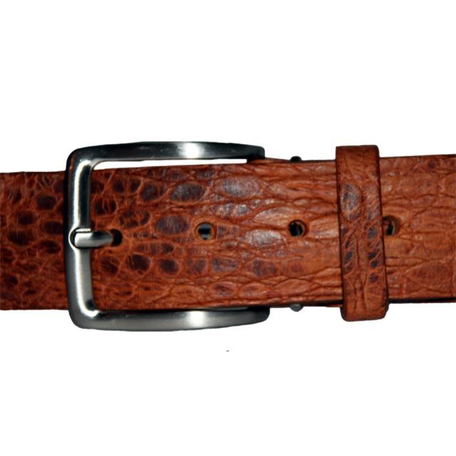 Мужской кожаный ремень L`ACCESSORIO