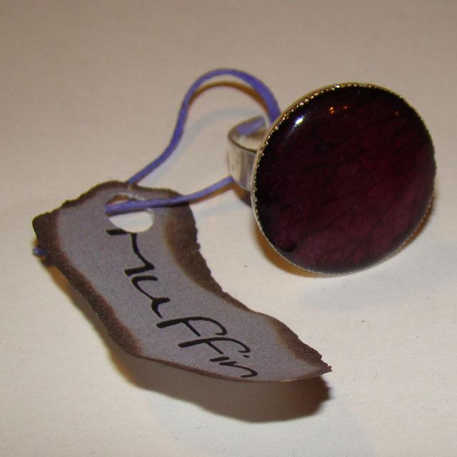 Фотография 1: брендовое кольцо Muffin