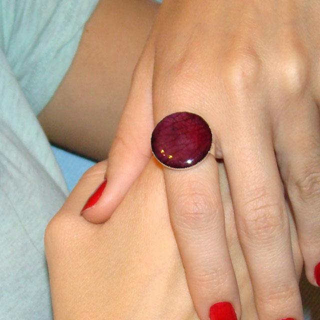 Фотография 4: брендовое кольцо Muffin