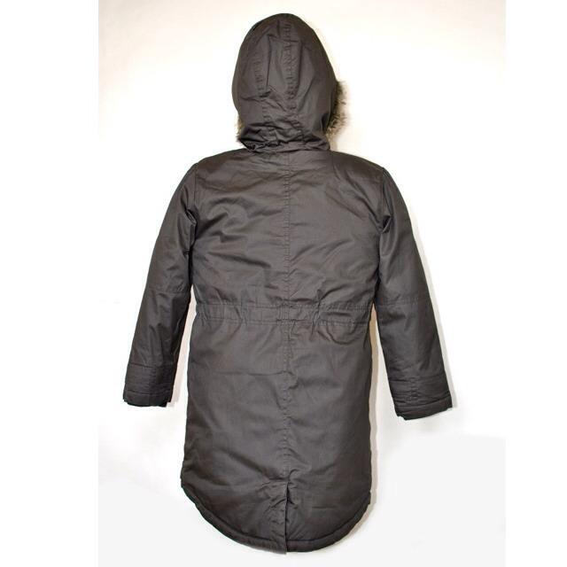 Фото 4: Качественная куртка-парка LISA ROSE для девочек