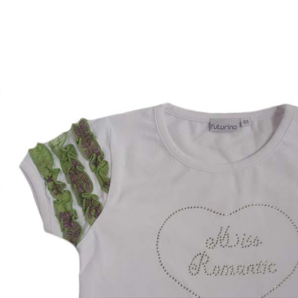 Фото 3: детская футболка Futurino