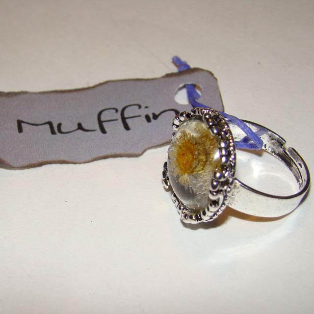 Фотография 3 брендовое кольцо Muffin