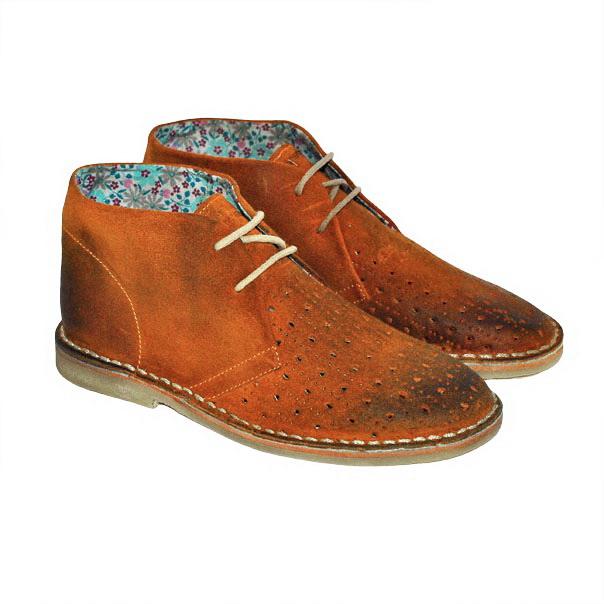 Фото 2: Кожаные итальянские ботинки Jarrett