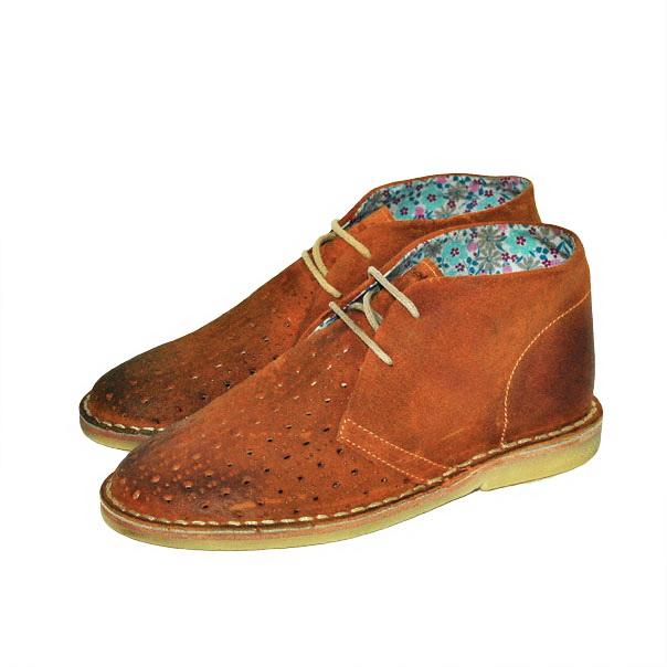 Фото 3: Кожаные итальянские ботинки Jarrett