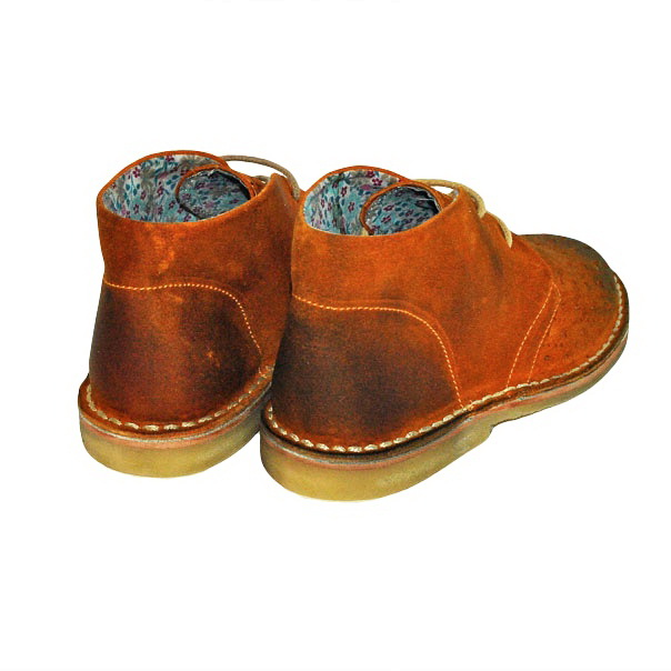 Фото 5: Кожаные итальянские ботинки Jarrett