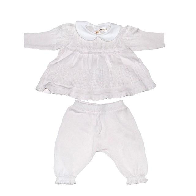 Фото 2: Детский комплект блузка штаны для малышей Baby F