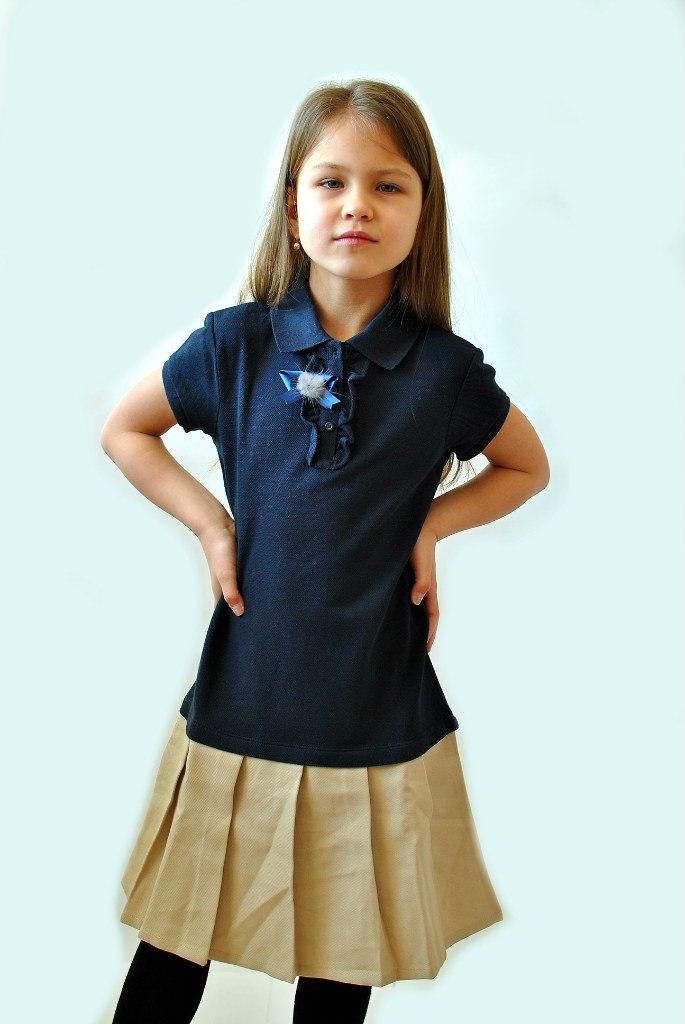 Фото 3: Нарядное платье для девочек Nautica