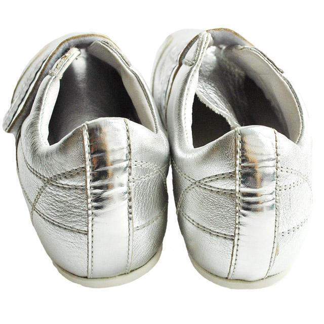 Фото 3: Кожаные кроссовки Bikkembergs
