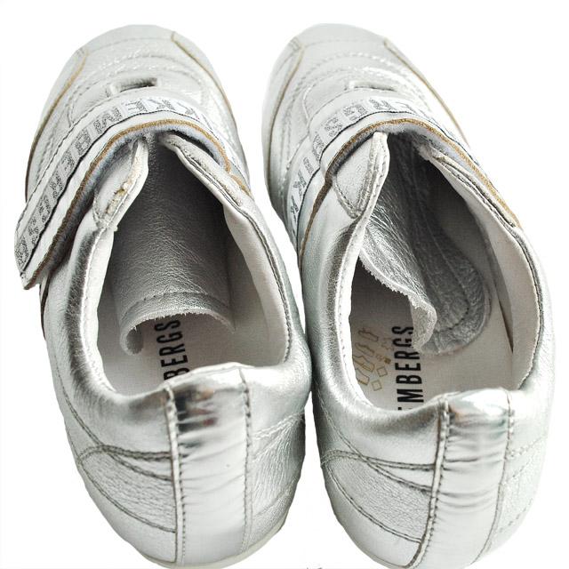 Фото 4: Кожаные кроссовки Bikkembergs