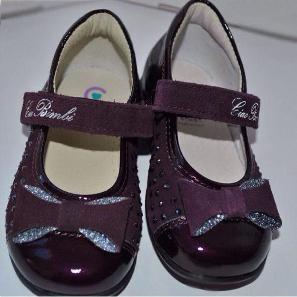 Фото 4: Туфли для девочек Ciao bimbi