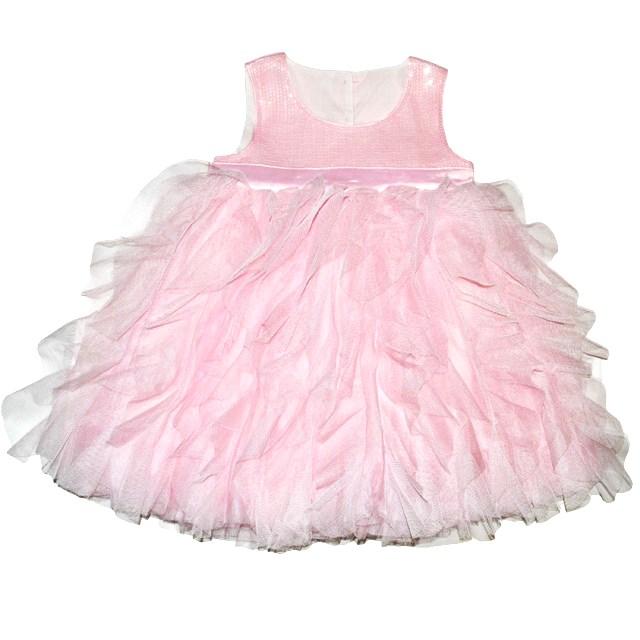 Фото 3: Детское нарядное платье для девочек