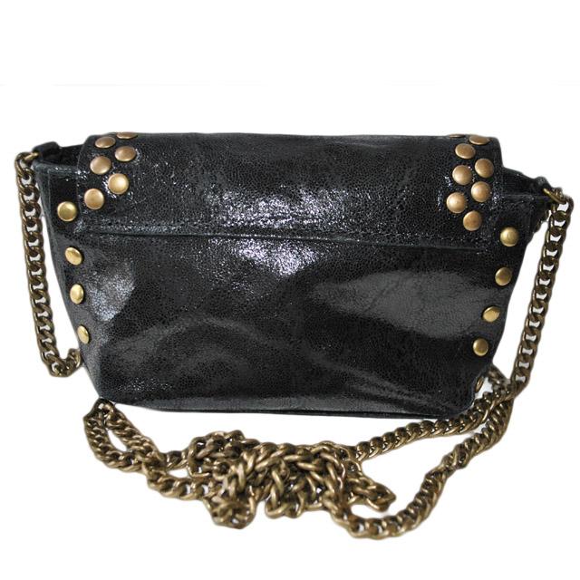 Фото 3: Клубная кожанная сумка Clover