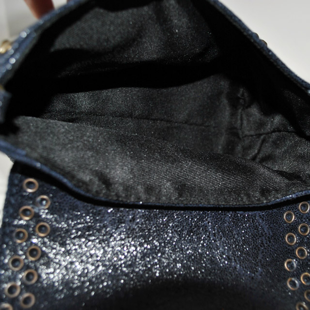Фото 4: Клубная кожанная сумка Clover
