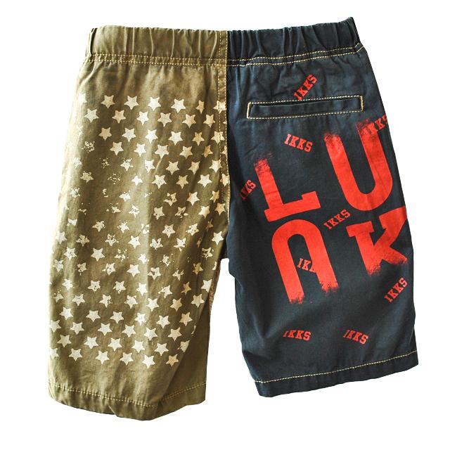 Фото 2: Модные шорты для мальчика IKKS