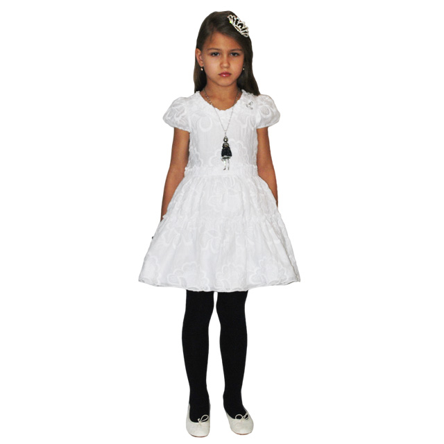 Фото 6: Детское платье Mi.Mi.Sol