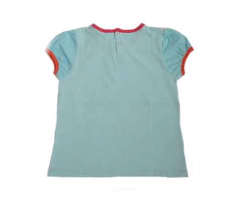 Фото 1: Яркая футболка Kenzo