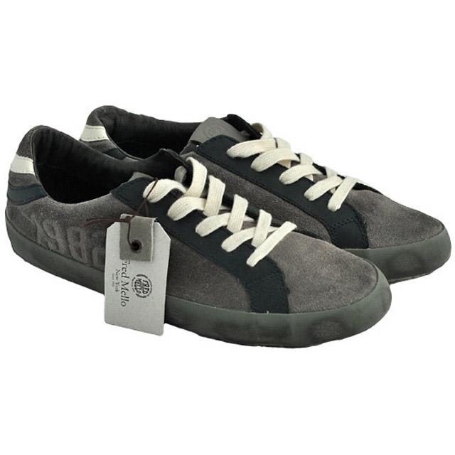 Фото 1: Утепленные кроссовки Fred Mello для девочек