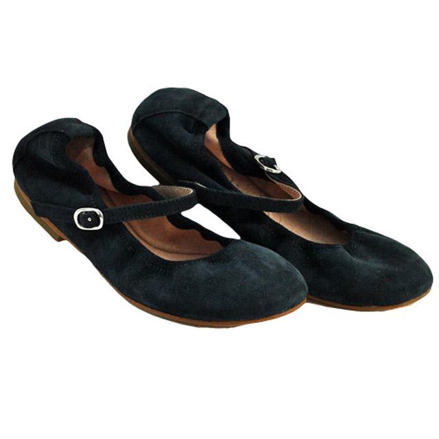 Фото 1: Синие туфли для девочек Ballalisa