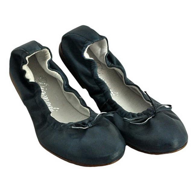 Фото 1: Черные туфли Diomedi для девочек
