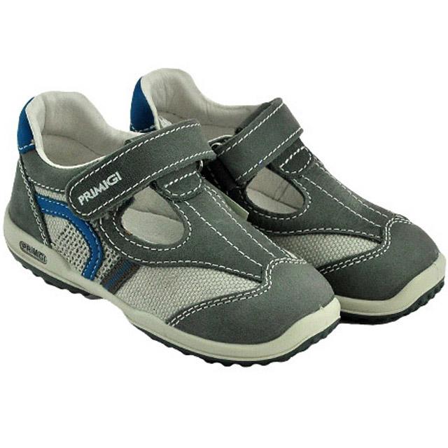 Фото 1: Кожаные туфли на мальчика Primigi