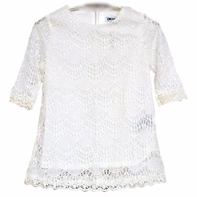 Фото 1: Нарядное детское платье DKNY
