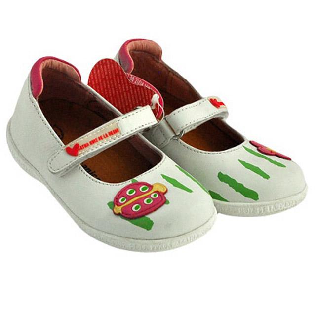Фото 1: Стильные туфли Agatha Ruiz для малышей