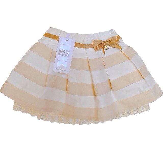 Фото 1: Модная юбка byblos для девочек