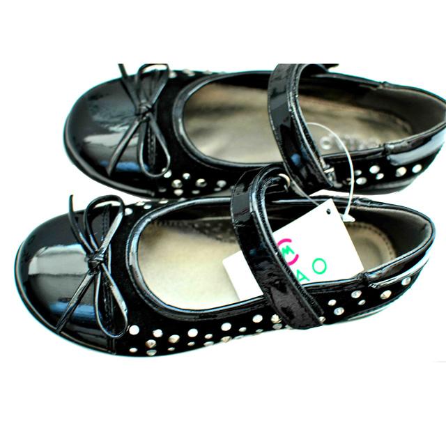 Стильные туфли Ciao bimbi украшены бантом