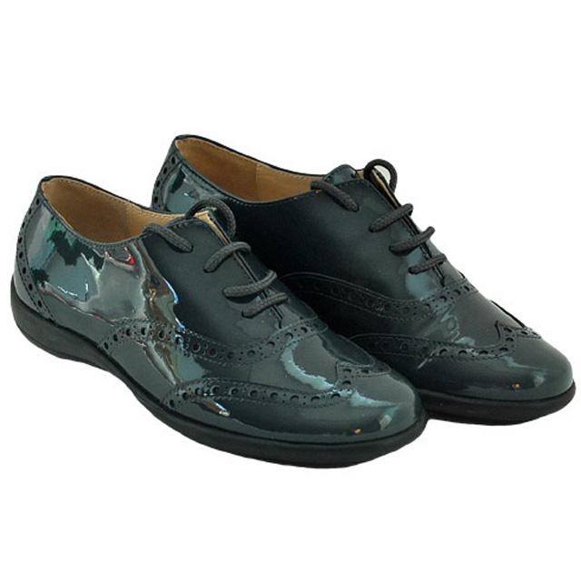 Фото 8: Нарядные туфли Equerry для девочек