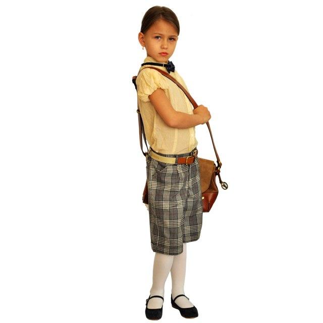 Фото 7: Нарядная блуза Laura Biagiotti для девочек