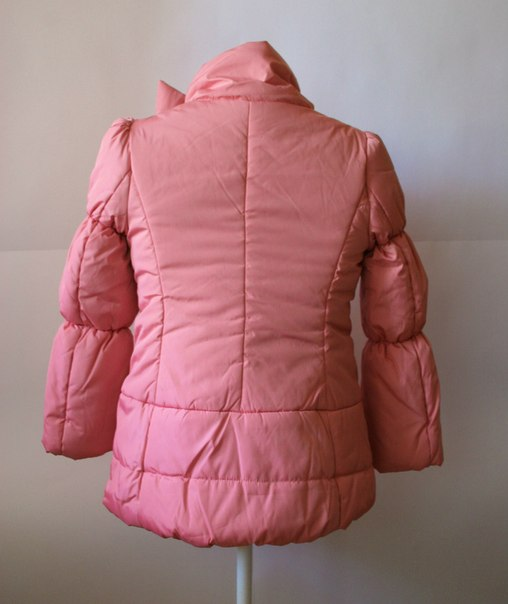 Фото 3: Нежно розовое пальто Monsoon с декоративными украшениями